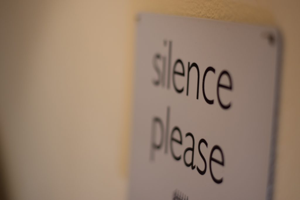 Silence Please